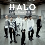 อัลบั้ม [#HALO - Mini Album Vol.3 [HERE I AM]