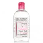 Bioderma H2O ฝาชมพู ( ไบโอเดอร์มา ) ผิวบอบบาง-แพ้ง่าย