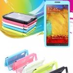 เคส note 3 Case Samsung Galaxy note 3 USAMS เคสหนังฝาพับ แบบบางพิเศษ ด้านหน้าใสโชว์หน้าจอ เต็มจอ สวยสุดๆ เคสมือถือราคาถูกขายปลีกขายส่ง