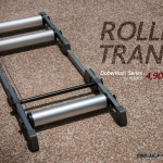เทรนเนอร์ Polyfly รุ่น Doberman series 3ลูกกลิ้ง Roller Trainer