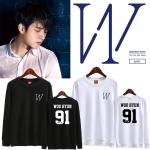 เสื้อแขนยาว (Sweater) Woohyun 91 - Write (สกรีนชื่อ)