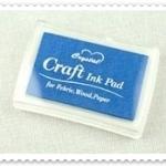 Crystal Craft Ink Pad (สีฟ้า)