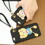 เคส iPhone 6 / 6s (4.7 นิ้ว) พลาสติกหมีน้อย 3 มิติ น่ารักสุดๆ ไม่ซ้ำใคร ราคาถูก