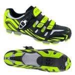 รองเท้าจักรยานเสือภูเขา FOCE Shoes MTB free-Fluo ,