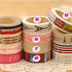 ANGOO Masking Tape (PARIS)