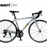 !!!SALE!!!จักรยานเสือมหมอบ TIGER VELO 14 สปีด เฟรมอลู
