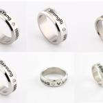 แหวน BIGBANG 5 คน