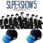 หมวก Super Show 5