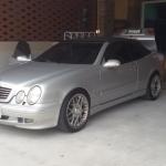 พรมปูพื้นรถเข้ารูป Benz SLK230
