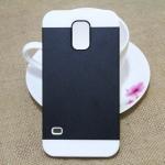 เคส S5 Case Samsung Galaxy S5 NX Case เคส 2 ชั้น ด้านในเป็นซิลิโคน ด้านนอกหุ้มกรอบพลาสติก สลับสีสวยๆ แนวๆ