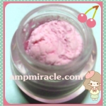 แป้งโฟมเกาหลีเนื้อมูส สีชมพู หนัก 10 g. (เกรดเกาหลี)