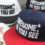 หมวก Awesome As You See