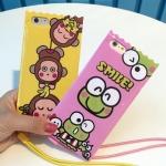 Case iPhone 6s Plus / 6 Plus (5.5 นิ้ว) พลาสติก TPU ลายการ์ตูนน่ารัก น่าใช้ ราคาถูก