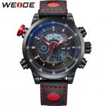 นาฬิกาแฟชั่น Weide Sports Leather