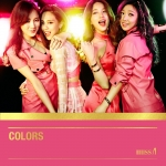 [Mini Album] Miss A – COLORS