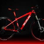 จักรยานเสือภูเขา SAVA DECKARO 22 สปีด XT เฟรมคาร์บอน โช๊คลม วงล้อ 27.5 ,2017