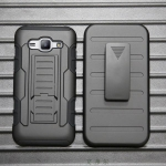 เคส Samsung Galaxy J5 เคสกันกระแทก สวยๆ ดุๆ เท่ๆ แนวถึกๆ อึดๆ แนวทหาร เดินป่า ผจญภัย adventure เคสแยกประกอบ 3 ชิ้น ชั้นในเป็นยางซิลิโคนกันกระแทก ครอบด้วยแผ่นพลาสติกอีก1 ชั้น กาง-หุบขาตั้งได้ มีปลอกฝาหน้าแบบสวมสไลด์ ใช้หนีบเข็มขัดเพื่อพกพาได้