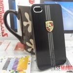 case iphone 4s 4 เคสโลหะปอเช่ร์ porsche สวยๆ หรูๆ เท่ๆ