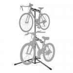 ชั้นโชว์จักรยานแบบ 2 คัน bike display stand 2 bikes