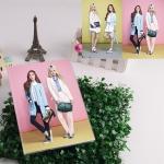 สมุด Jessica+Krystal