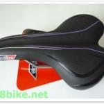 เบาะจักรยาน MTB ENDZONE ขนาด 277x158mm. (สีดำ) SD-3319