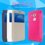 เคส Huawei Nova Plus แบบฝาพับ NILLKIN โชว์หน้าจอสีสันสดใส สวยหรูมากๆ ราคาถูก