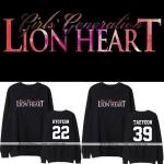 เสื้อแขนยาวกันหนาว SNSD - Lion Heart