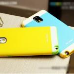 case note 3 เคส Samsung Galaxy note 3 NX-CASE เคสซิลิโคนสลับสี สุดแนว ด้านนอกมีแผ่นพลาสติกคลอบอีก 1 ชั้น สวยสุดๆ ราคาส่ง ขายถูกสุดๆ