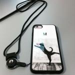Case iPhone 7 Plus (5.5 นิ้ว) พลาสสติกลายแมวน้อยน่ารักมากๆ ราคาถูก (ไม่รวมสายคล้อง)