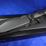 Ka-Bar Becker BK7 Combat Utility Fixed Blade Knife