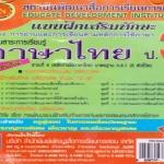 แบบฝึกหัดเสริมทักษะหลักภาษาไทย ป.3