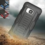 เคส HTC One M9 เคสกันกระแทก สวยๆ ดุๆ เท่ๆ แนวถึกๆ อึดๆ แนวทหาร เดินป่า ผจญภัย adventure เคสแยกประกอบ 3 ชิ้น ชั้นในเป็นยางซิลิโคนกันกระแทก ครอบด้วยแผ่นพลาสติกอีก1 ชั้น กาง-หุบขาตั้งได้ มีปลอกฝาหน้าแบบสวมสไลด์ ใช้หนีบเข็มขัดเพื่อพกพาได้