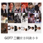GOT7 การ์ดอัลบั้ม Hard carry (แฟนเมด)