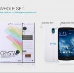 ฟิล์มใสกันรอยนิ้วมือ HTC Desire 526 ยี่ห้อ Nillkin