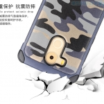 Case Huawei Mate 8 เคสกันกระแทกแยกประกอบ 2 ชิ้น ด้านในเป็นซิลิโคนสีดำ ด้านนอกพลาสติกลายทหาร ลายพราง สวย แกร่ง ถึก ราคาถูก