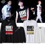 เสื้อแฟชั่นนักร้องเกาหลี เสื้อแขนยาว Bigbang GD (ระบุไซส์ สี)