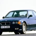 พรมปูพื้นรถเข้ารูป BMW 318 E36