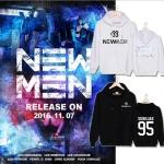 เสื้อฮู้ด (Hoodie) BTOB - NEW MEN