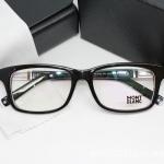 กรอบแว่นตา รุ่น: MB0383 กรอบดำ