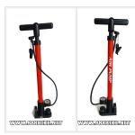 สูบจักรยานแอลเอ สูบLA แบบมีมาตรวัดลมด้ามพลาสติก LA Air Pump ,สูบ LA,AL206A