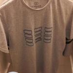 เสื้อ STARDIUM EXO-M Football T-shirt สีเทา พร้อมข้อความ TAO : Are You Ready