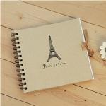 Paris Scrapbook (Brown)