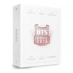 BTS MEMORIES OF 2015 DVD (Photobook+DVD)