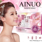 Ainuo:Hydrating Whitening Nourishing 5 in 1 Set