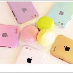 เคส iPhone SE / 5s / 5 พลาสติกสีพาสเทลน่ารักมากๆ ราคาส่ง ขายถูกสุดๆ