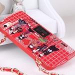 เคสไอโฟน5s / 5 กระเป๋าสะพาย เคสซิลิโคน TPU ลายการ์ตูน น่ารักๆ ราคาส่ง ขายถูกสุดๆ