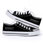 รองเท้าผ้าใบ EXO PLANET #2 The EXO' LuXion สีดำ