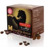 M Coffee Gold กาแฟพลังม้า ปลุกความเป็นชายให้คึกคักเหมือนหนุ่มๆ