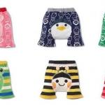 กางเกงก้นบานและเลกกิ้งเด็ก