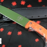 ESEE Junglas Knife OD-OR